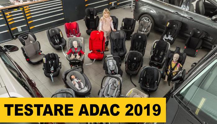 Testarea ADAC Mai 2019
