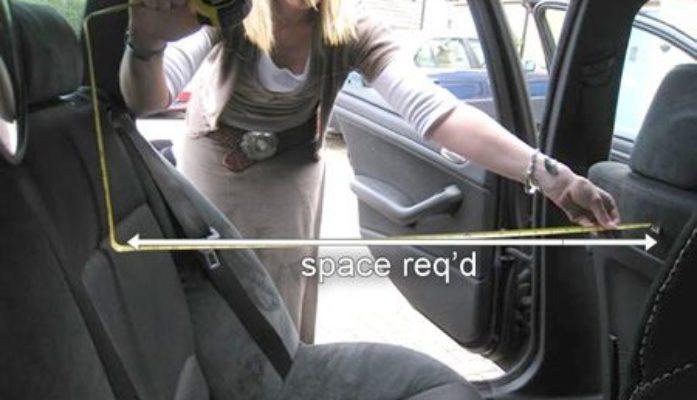 Cum instalez corect scaunul auto