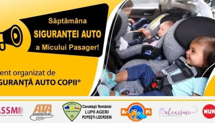 Saptamana Sigurantei Auto a Micului Pasager 2021